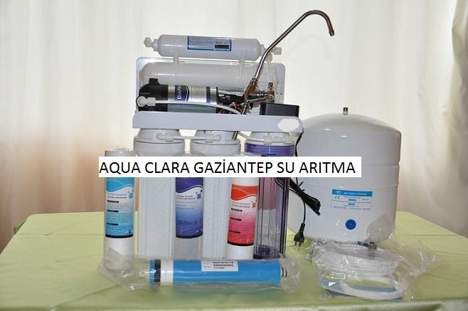 GAZİANTEP SU ARITMA