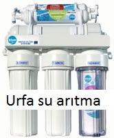 Urfa su arıtma kampanya