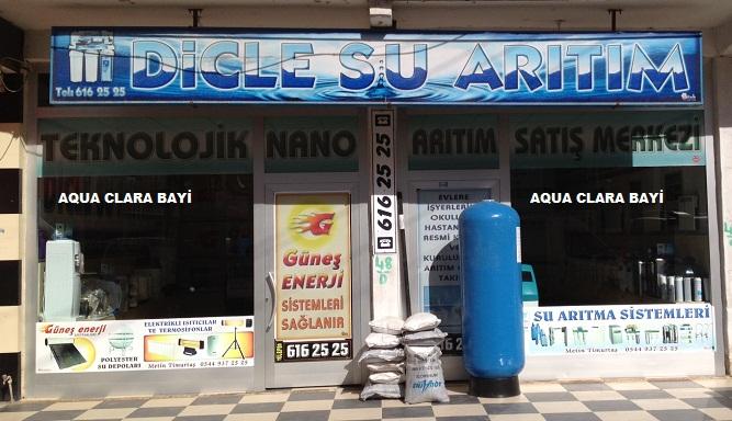 ŞIRNAK SU ARITMA