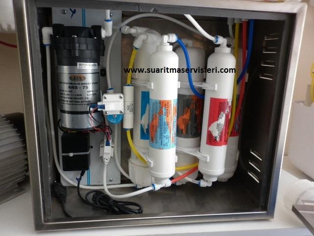 içel su arıtma servis