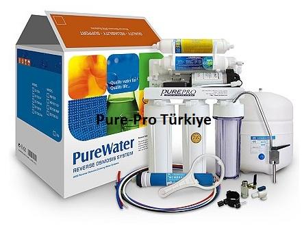Pure pro su arıtma