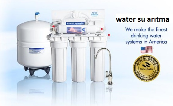 water su arıtma