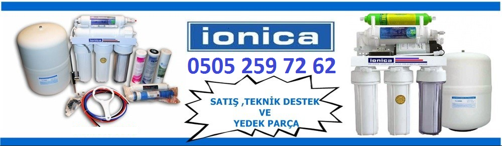 ionica istanbul su arıtma servis