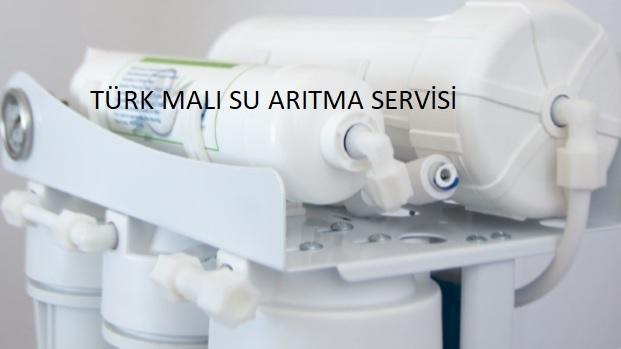 Türk malı su arıtma servisi